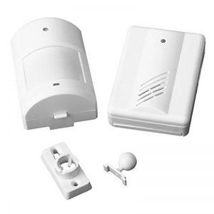 Moniteur infrarouge sans fil sonnette d'alarme carillon d'entrée de la marque Générique image 0 produit