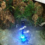 Mountain Ark 10W Pompe sous l'eau Jeu d'eau 500L/H avec éclairage LED de la marque mountain ark image 1 produit