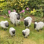 Mouton (Petite taille) Sculpture de jardin de la marque Whaleycorn image 1 produit