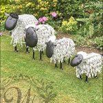 Mouton (Petite taille) Sculpture de jardin de la marque Whaleycorn image 2 produit