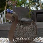 Mundus 35842 Déco Solaire Escargot Nono, Métal de la marque Mundus image 3 produit
