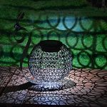 Mundus 35842 Déco Solaire Escargot Nono, Métal de la marque Mundus image 4 produit