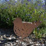 Mundus 35888 Déco Solaire Titi l'Oiseau, Métal de la marque Mundus image 2 produit