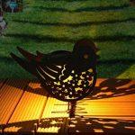 Mundus 35888 Déco Solaire Titi l'Oiseau, Métal de la marque Mundus image 3 produit