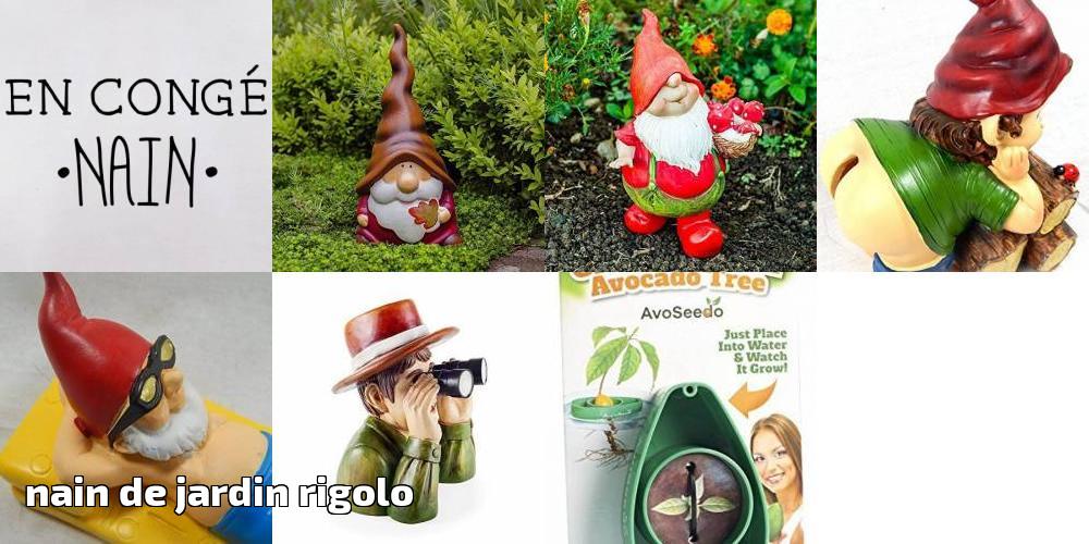 Nain de jardin rigolo, trouver les meilleurs produits pour 2019 ...