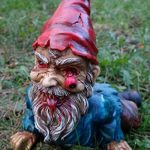 Nain de jardin zombie allongé figurine nain de jardin de la marque Unbekannt image 4 produit