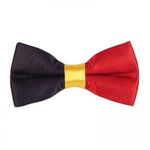 Noeud Papillon Drapeau Belge - Drapeau Belgique de la marque cravateSlim image 0 produit