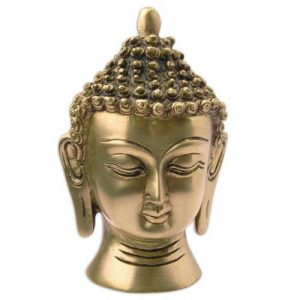 Objet de décoration zen - Statuette dieu bouddha en laiton de la marque ShalinIndia image 0 produit