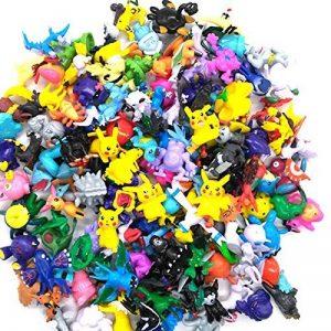 onogal Pokemon figure la collection de 144 caractères différents en plastique 4411 de la marque onogal image 0 produit