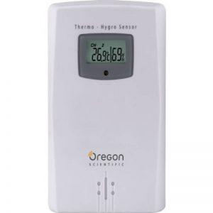 Oregon Scientific THGR 122 NX Détecteur de température/humidité de la marque Oregon Scientific image 0 produit