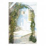 OSE Arche de jardin pour plantes grimpantes - Vert de la marque OSE image 1 produit
