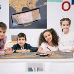 Osup Carte du Monde à Gratter XXL avec des drapeaux, Carte du Monde a Gratter Scratch le monde Scrape off World Map pour Voyage Nouvelle Version, 82 x 60cm de la marque Osup image 5 produit