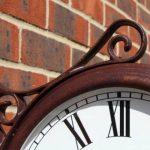 Outside In Designs Greenwich Horloge de jardin avec cadran style gare 34,5 cm de la marque Outside In Designs image 3 produit