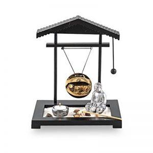 Pajoma 58287Jardin Zen avec Bouddha, en plastique hauteur: 30cm de la marque Pajoma image 0 produit