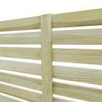 panneau bois pour clôture extérieur TOP 8 image 1 produit