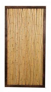 Panneau de Clôture en Bambou – 90 x 180cm de la marque Primrose image 0 produit
