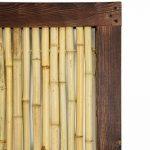 Panneau de Clôture en Bambou – 90 x 180cm de la marque Primrose image 1 produit