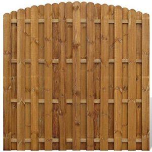 panneau de clôture en bois TOP 3 image 0 produit