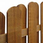 panneau de clôture en bois TOP 3 image 2 produit
