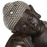 Paris Prix Statue Déco Bouddha 35cm de la marque Paris Prix image 3 produit
