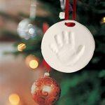 Pearhead Souvenir Empreinte de Bébé Bois Ovale de la marque Pearhead image 1 produit