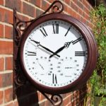 pendule murale extérieure TOP 2 image 1 produit