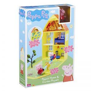 Peppa Pig 06156 Maison et jardin de la marque Peppa Pig image 0 produit