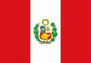 Pérou Drapeau 1,5x 0,9m Grand–100% Polyester–Oeillets en métal–Double couture de la marque Perfectflags image 0 produit