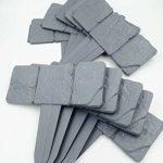 PestExpel® 10 paquets d'épaisseur en pierre pavée gris jardin bordure de pelouse de la marque PestExpel® image 1 produit