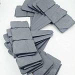 PestExpel® 10 paquets d'épaisseur en pierre pavée gris jardin bordure de pelouse de la marque PestExpel® image 2 produit