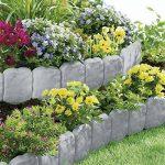 PestExpel® 10 paquets d'épaisseur en pierre pavée gris jardin bordure de pelouse de la marque PestExpel® image 4 produit