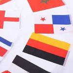 petit drapeau du monde TOP 6 image 3 produit