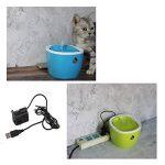 PLHF Circulation automatique Alimentation d'eau Distributeur d'eau pour animaux de compagnie Chats et chiens Électrique Intelligent Appareil à boire Bol de la marque PLHF image 3 produit