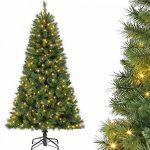 Polygroup Sapin de Noël Vert Lumineux 150 cm avec sac de rangement de la marque Polygroup image 2 produit