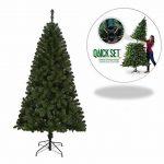 Polygroup Sapin de Noël Vert Lumineux 150 cm avec sac de rangement de la marque Polygroup image 3 produit