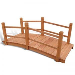 pont bois jardin TOP 10 image 0 produit