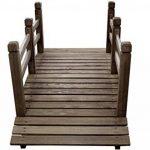 pont en bois pour étang TOP 1 image 2 produit