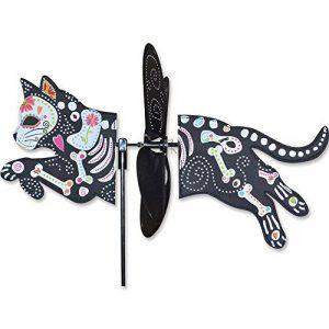 Premier Kite Day of Thedead Cat Girouette, Multicolore, 31.75 x 35.56 x 5.08 cm de la marque Premier Kite image 0 produit
