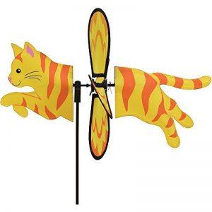 Premier Kite PKGIPCAT Girouette Chat, Multicolore, 48 x 32 x 70 cm de la marque Premier Kite image 0 produit