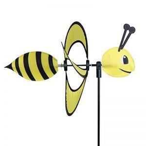 Premier Kite PKMINIBE Girouette Abeille, Multicolore, 23 x 25 x 63 cm de la marque Premier Kite image 0 produit