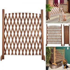 ProBache - Barriere bois extensible 30 à 150 cm de la marque Probache image 0 produit