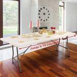 ProBache - Table pliante d'appoint portable pour camping ou réception 180 cm de la marque Probache image 2 produit