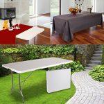 ProBache - Table pliante d'appoint portable pour camping ou réception 180 cm de la marque Probache image 3 produit