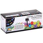 Promobo -Guirlande de 10 LED Blanche Lanternes Chinoises Bornes Solaires de la marque Promobo image 1 produit