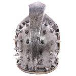 Puckator SK221 Crâne de décoration portant Casque de gladiateur Résine Beige/Gris/Noir 18 x 12,5 x 17,5 cm de la marque Puckator image 2 produit