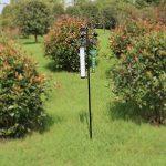 Pueri Station météo avec thermomètre baromètre pluviomètre pluie température précipitation vent direction avec Udomètre en plastique pour jardin de la marque Pueri image 3 produit