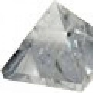 Pyramide cristal de roche de la marque 8 novembre 2011 image 0 produit