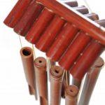 """Quantum Abacus Asiatica Carillon à vent, 100% fait main, magnifiquement conçus , prêt à accrocher, """"maison en bois, marron foncé"""", Mod. AF-00161B de la marque Quantum Abacus image 2 produit"""