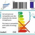 R&M Coudert Lampe de Plafond Suspension Chambre Enfant Cerf-Volant Bleu de la marque R&M Coudert image 3 produit