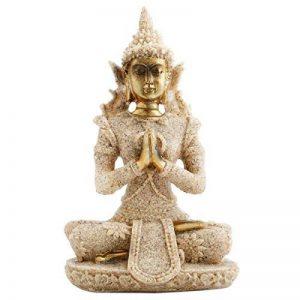 Rcdxing Grès Statue de Bouddha Sculpture Craft Decor de la marque Rcdxing image 0 produit